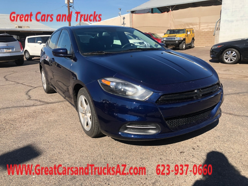 Dodge Dart 2015 price $9,591