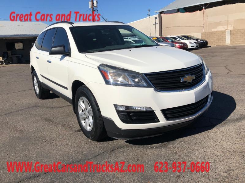 Chevrolet Traverse 2014 price $10,191