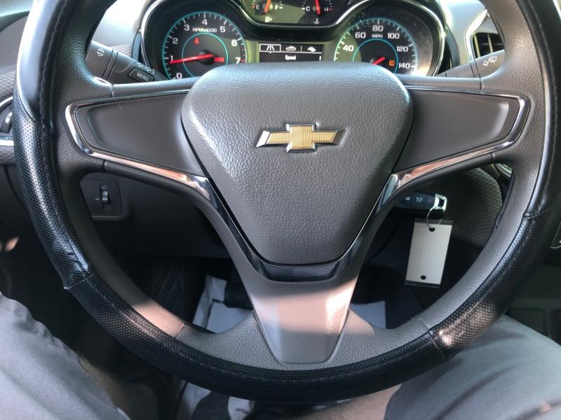 Chevrolet Cruze 2018 price $9,191