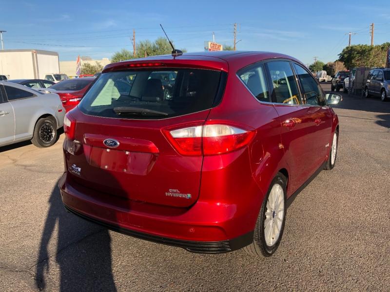 Ford C-Max Hybrid 2014 price $8,491