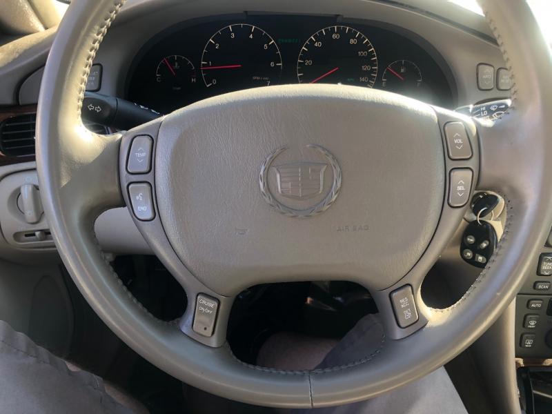Cadillac Seville 2003 price $4,995