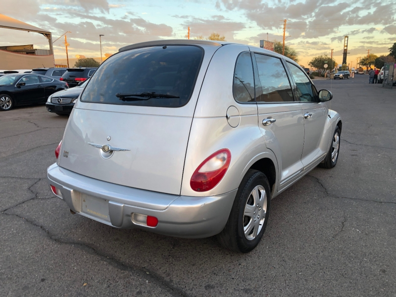 Chrysler PT Cruiser 2006 price $3,991