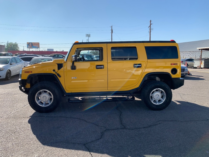 Hummer H2 2003 price $16,991
