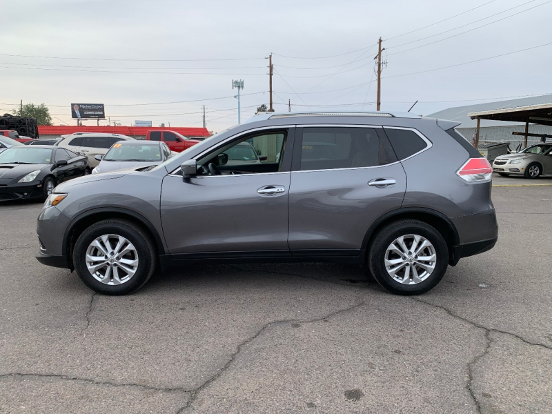 Nissan Rogue 2016 price $12,991