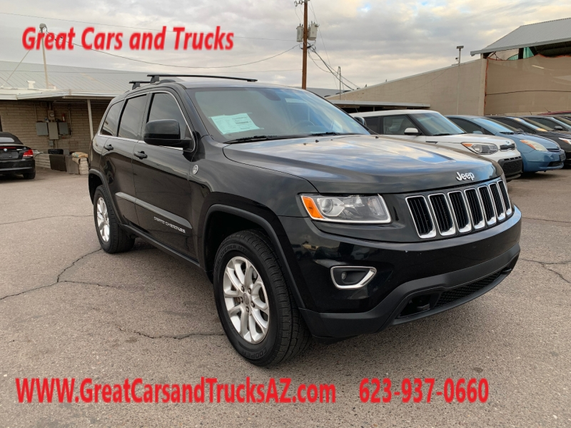 Jeep Grand Cherokee 2015 price $12,991