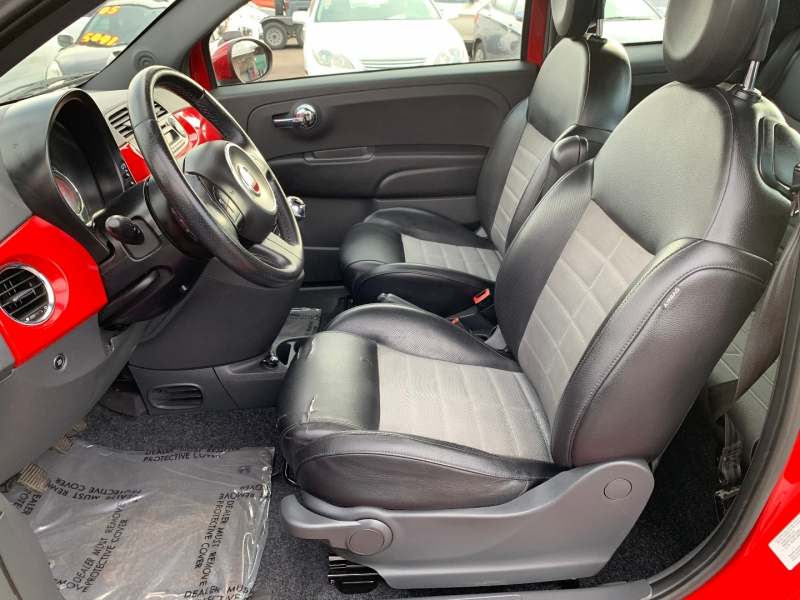 Fiat 500 2013 price $5,891