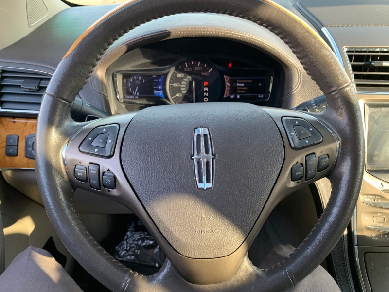 Lincoln MKX 2013 price $13,691
