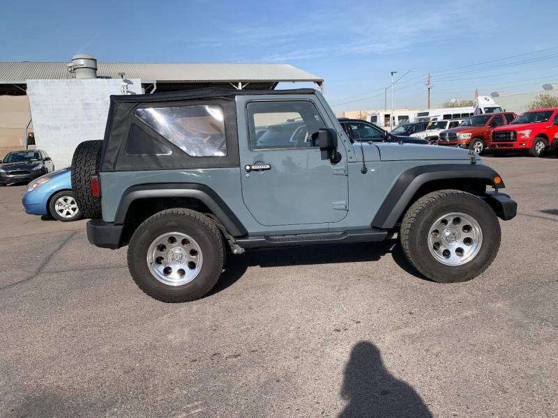 Jeep Wrangler 2014 price $20,991