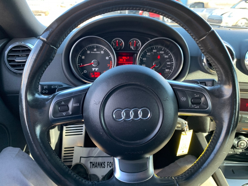 Audi TT 2008 price $0