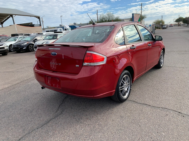 Ford Focus 2011 price $4,491