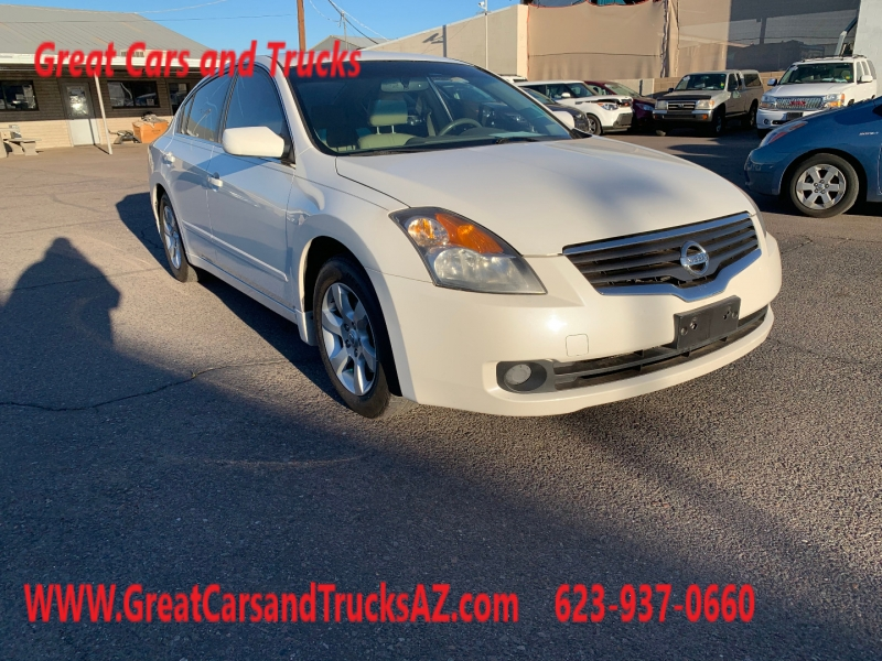 Nissan Altima 2009 price $6,991