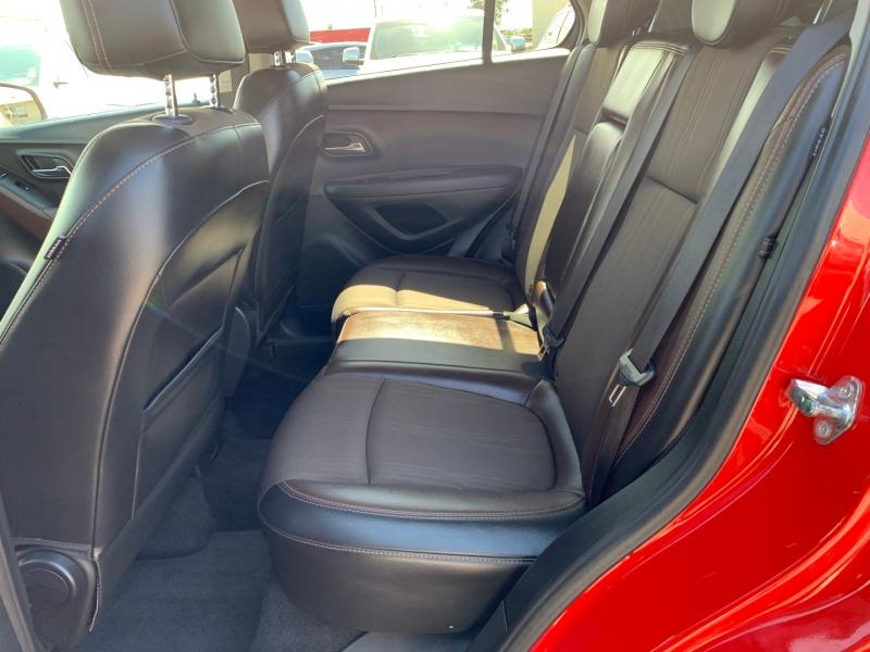 Chevrolet Trax 2015 price $12,291