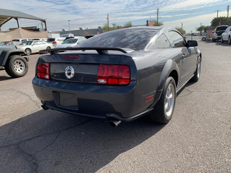 Ford Mustang 2007 price $7,991