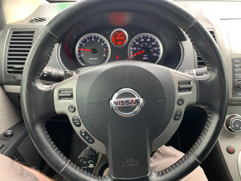 Nissan Sentra 2012 price $5,891