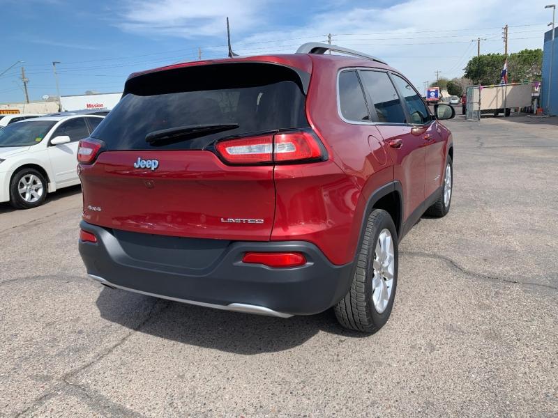 Jeep Cherokee 2017 price $0
