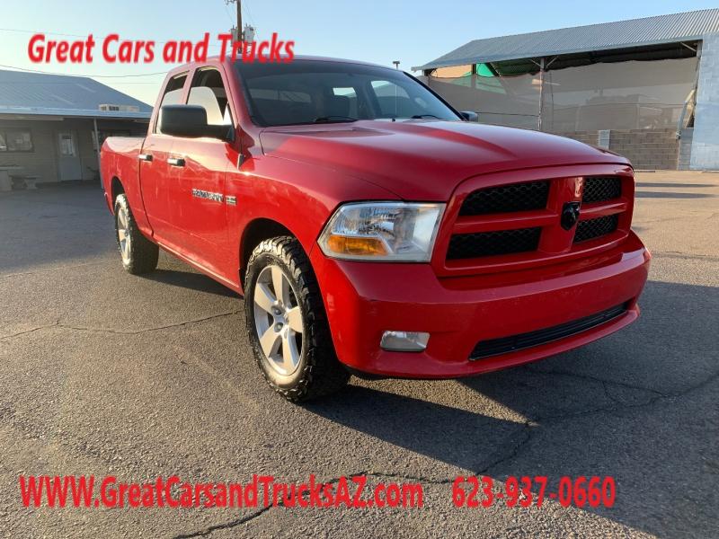RAM 1500 2012 price $11,991