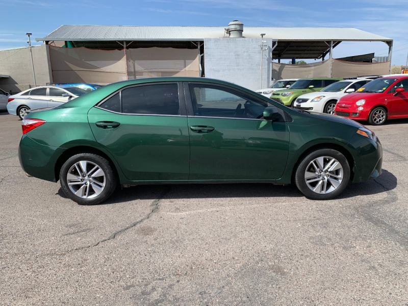 Toyota Corolla 2014 price $12,591