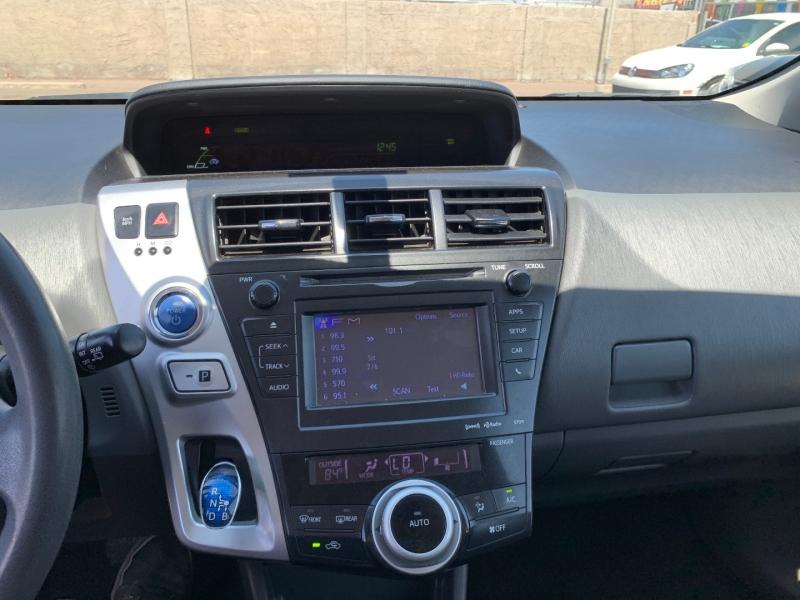 Toyota Prius v 2013 price $9,991