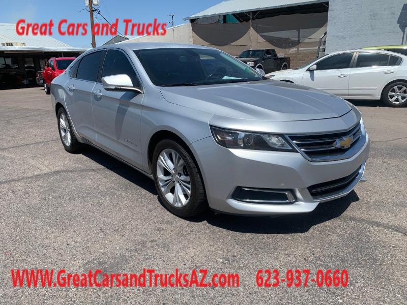 Chevrolet Impala 2014 price $11,991