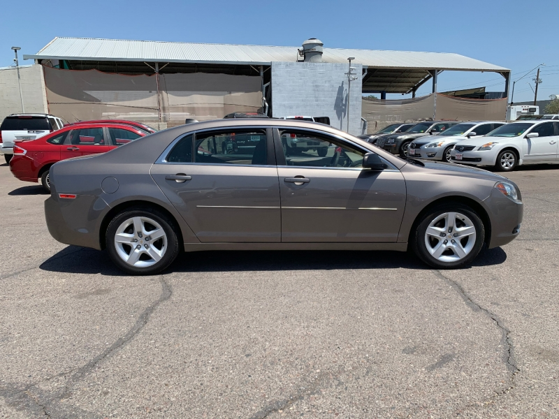 Chevrolet Malibu 2012 price $8,191