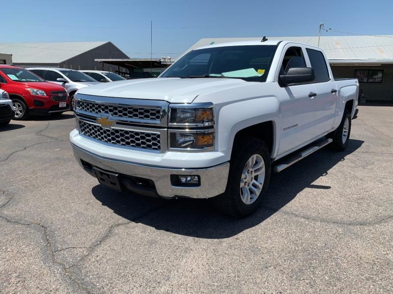 Chevrolet Silverado 1500 2014 price $25,541