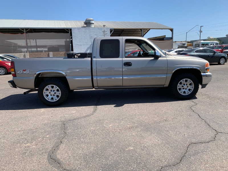 GMC Sierra 1500 2001 price $6,991