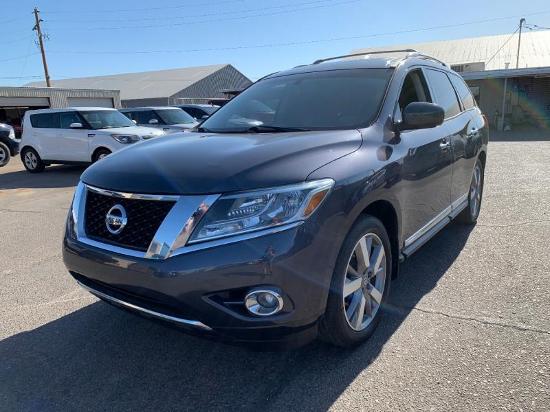 Nissan Pathfinder 2014 price $14,591