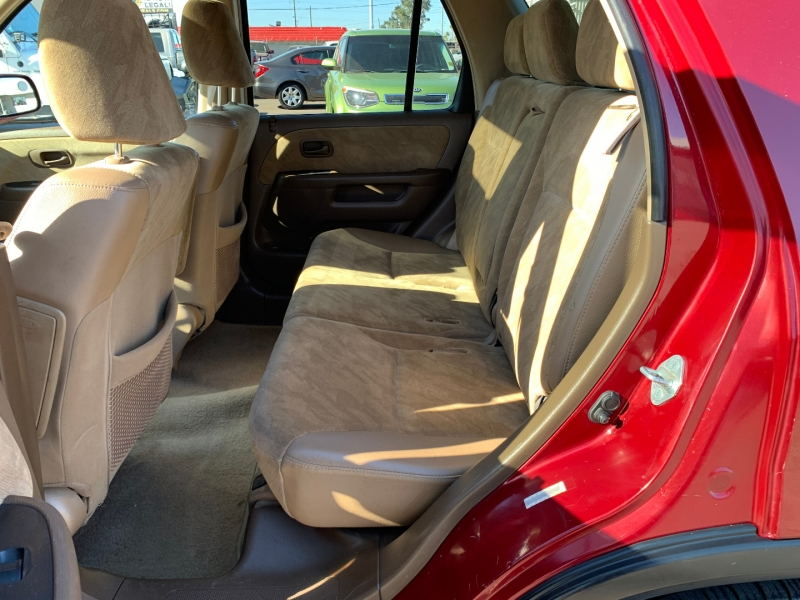 Honda CR-V 2002 price $4,995