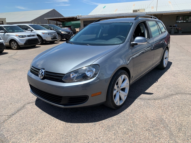 Volkswagen Jetta SportWagen 2010 price $6,991