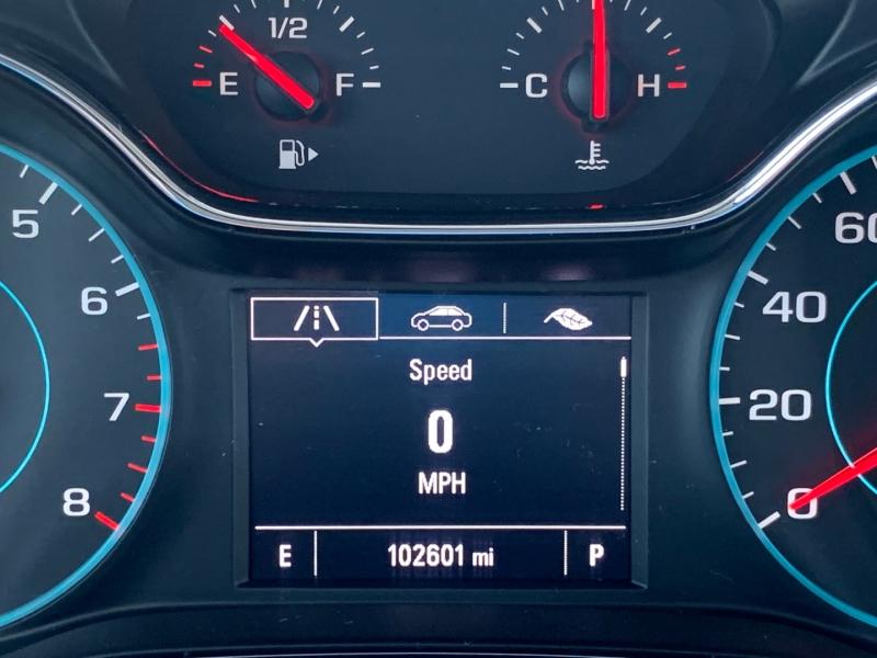Chevrolet Cruze 2016 price $9,991