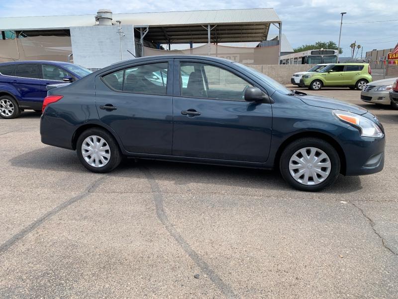 Nissan Versa 2015 price $7,991