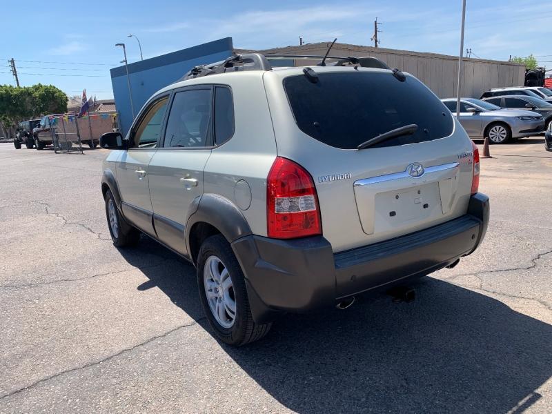 Hyundai Tucson 2006 price $5,591