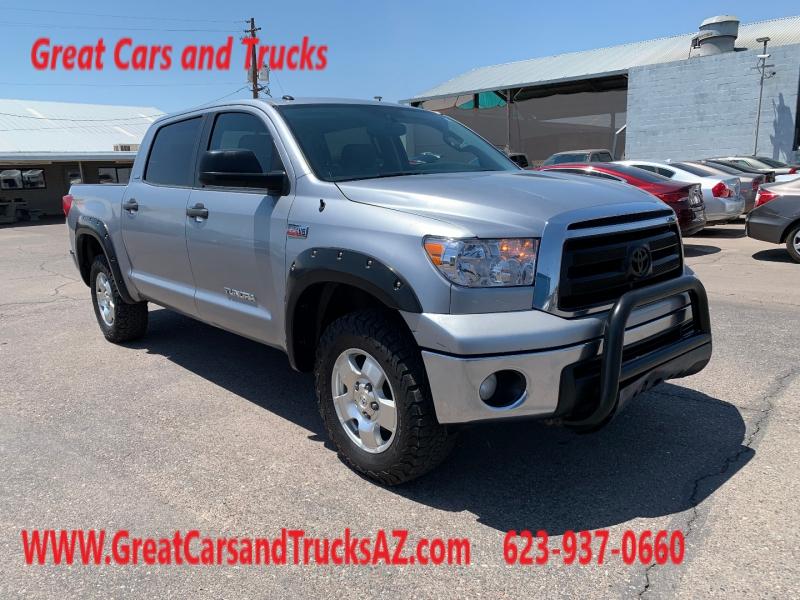 Toyota Tundra 4WD Truck 2012 price $21,991