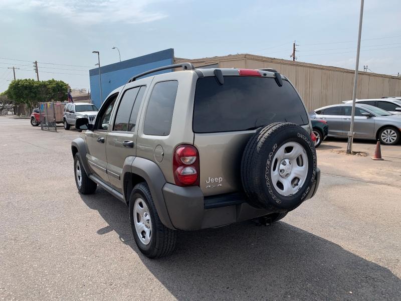 Jeep Liberty 2006 price $6,291
