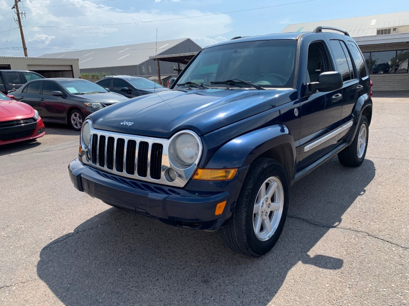 Jeep Liberty 2007 price $7,991