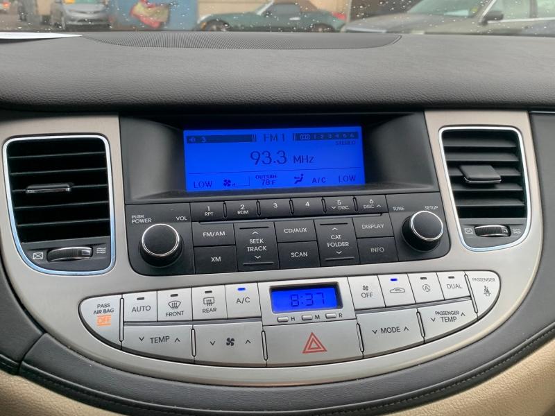 Hyundai Genesis 2009 price $8,991
