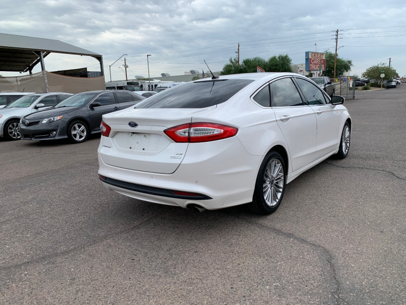 Ford Fusion 2015 price