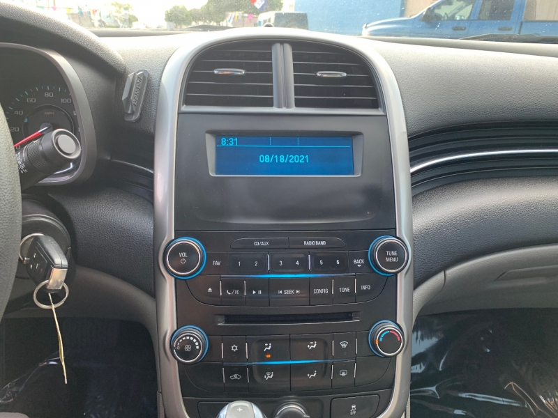 Chevrolet Malibu Limited 2016 price $9,491