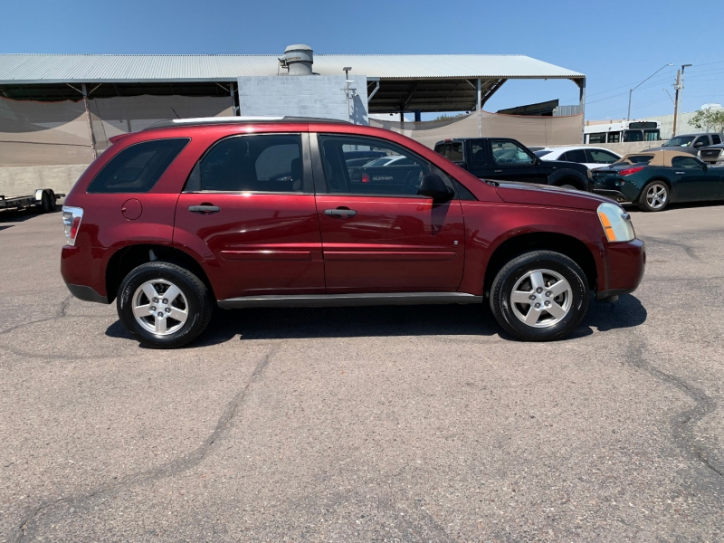 Chevrolet Equinox 2007 price $5,995