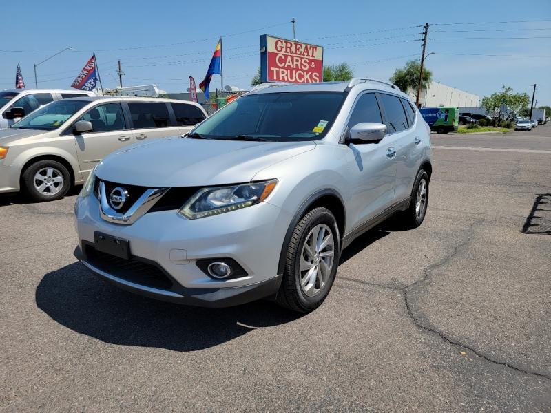 Nissan Rogue 2014 price $11,591