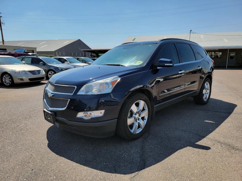 Chevrolet Traverse 2011 price $10,991