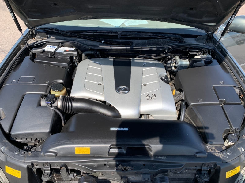 Lexus LS 430 2006 price $11,491