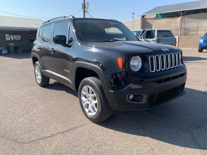 Jeep Renegade 2017 price