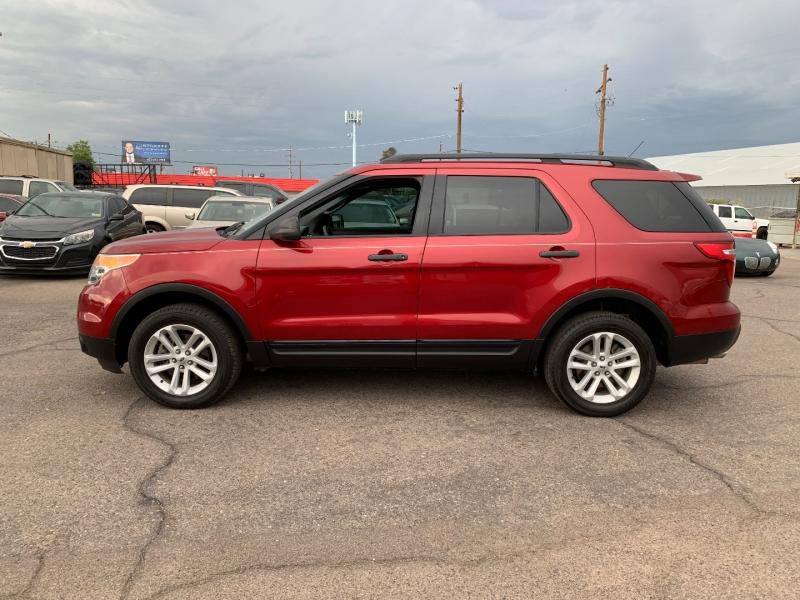Ford Explorer 2015 price $16,391