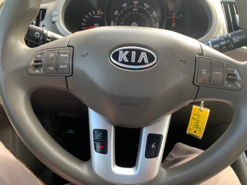 Kia Sportage 2012 price $12,691