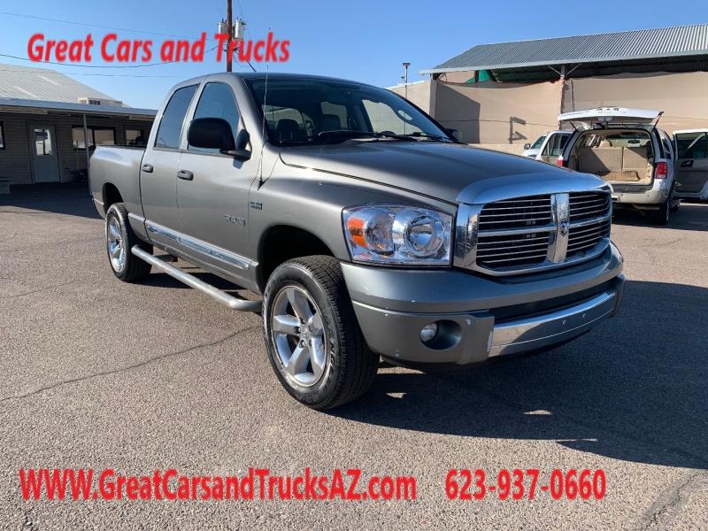Dodge Ram 1500 2008 price $12,691