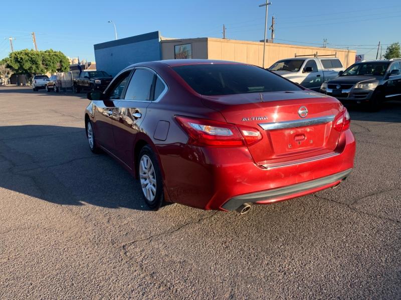 Nissan Altima 2017 price $17,191