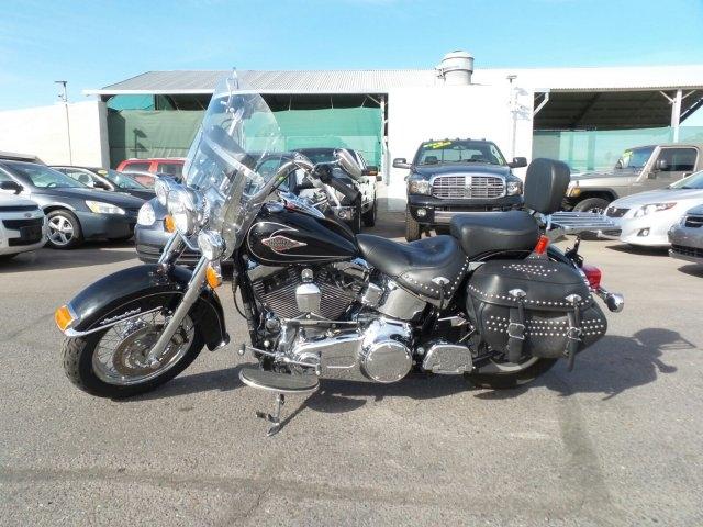 Harley Davidson HeritageSofttail 2009 price $9,995