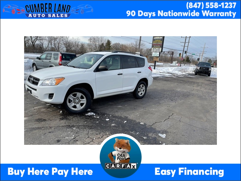 Toyota RAV4 2011 price $8,195