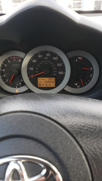 Toyota RAV4 2008 price $8,395